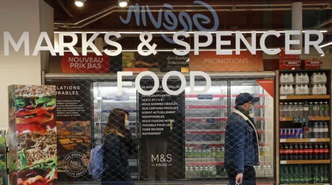 玛莎百货评估法国门店的未来