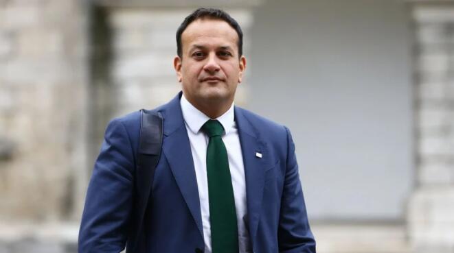 爱尔兰副总理利奥·瓦拉德卡表示经济实际上超出了我们的预期