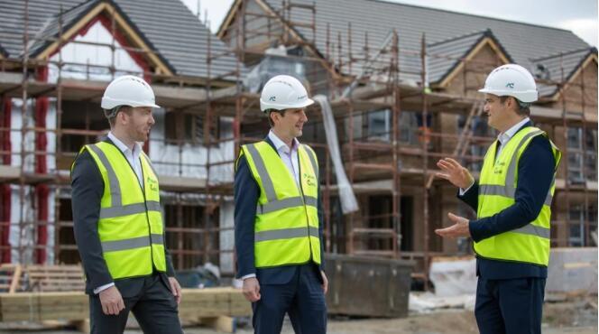 爱尔兰推出住房融资贷款机构