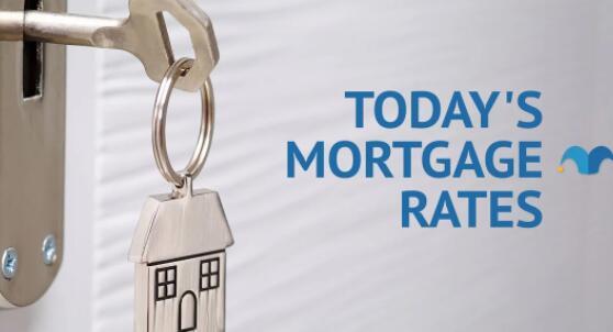 当前抵押贷款利率 所有固定利率下降