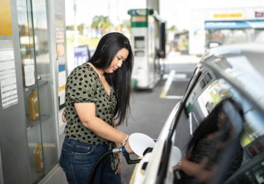 汽油价格创7年新高