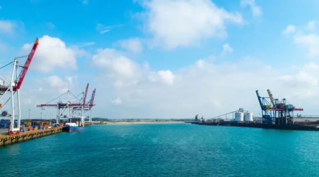 爱尔兰和法国之间的海上联系达到了44条 还有新的敦刻尔克码头