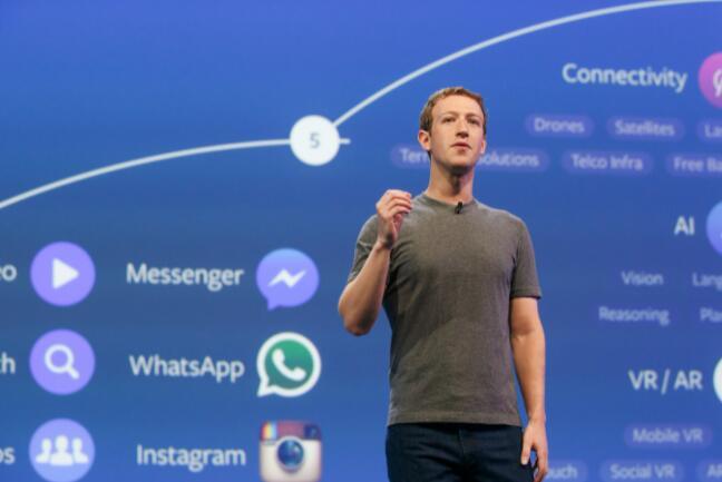 脸书收益3个值得关注的指标