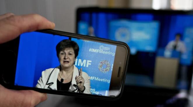 国际货币基金组织董事会在审查数据操纵指控后支持格奥尔基耶娃