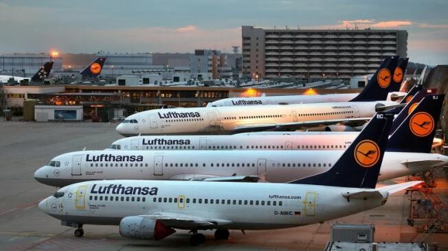 汉莎航空公司以现金形式偿还15亿欧元的国家援助