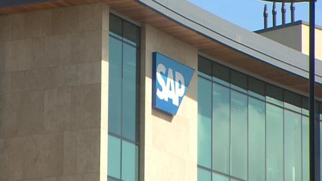 随着越来越多的客户转向云计算 SAP提升了全年前景