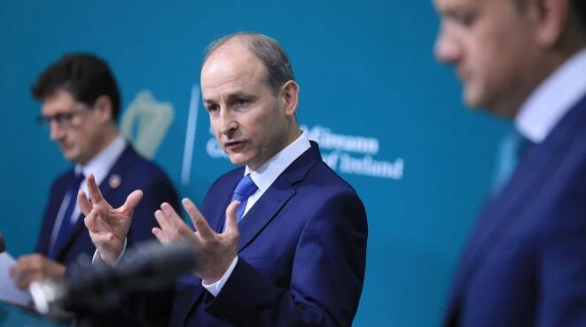 2022年预算案有十年来最大的收入支持计划——爱尔兰总理