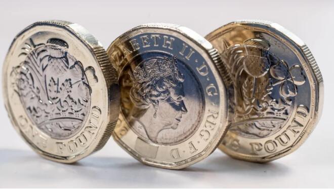 英镑创下5月以来最大单周涨幅
